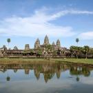 Angkor Wat in 2006, Siem Reap, Cambodia