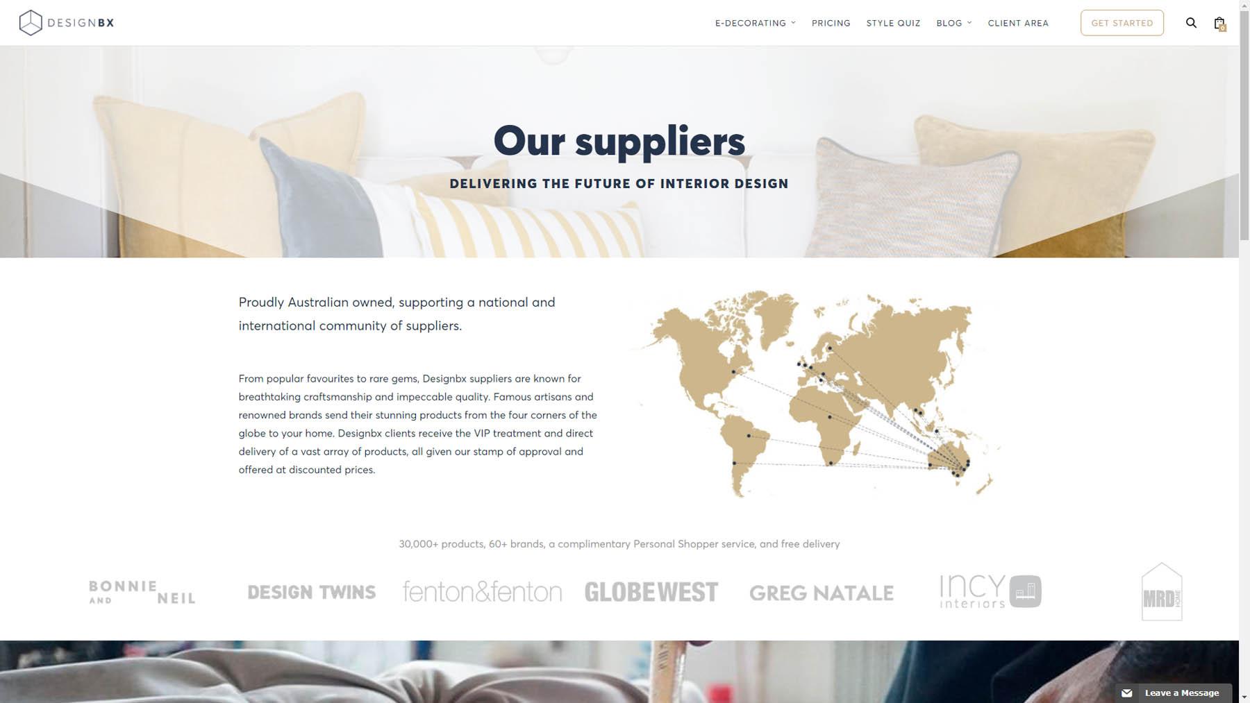 Designbx online interior design website joe ogden cambodia for Interior design web site